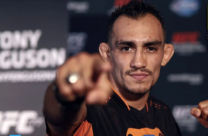 Tony Ferguson finds a mole in his training camp