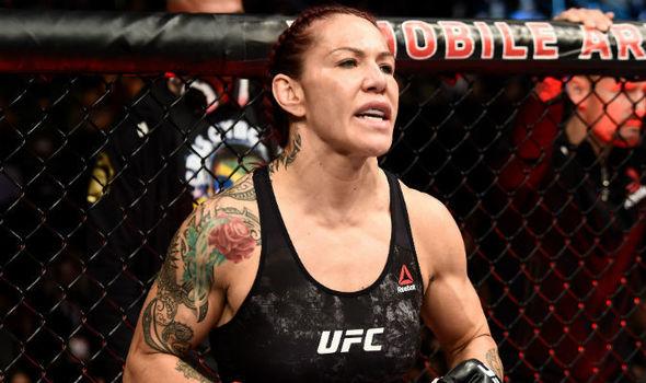 UFC: Megan Anderson calls-out Cris Cyborg - megan anderson