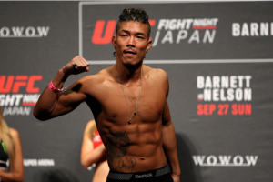 Asian MMA fighters at UFC 221: Part 2 - UFC 221