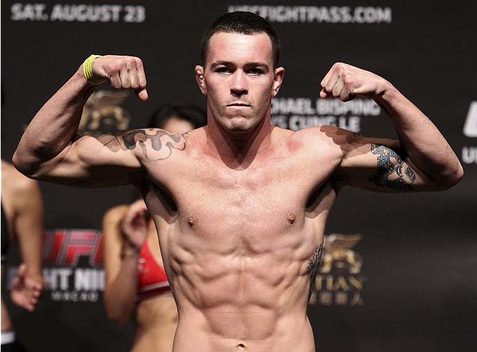 MMA India Exclusive: Colby Covington Brings The Heat to his Rivals - colby covington
