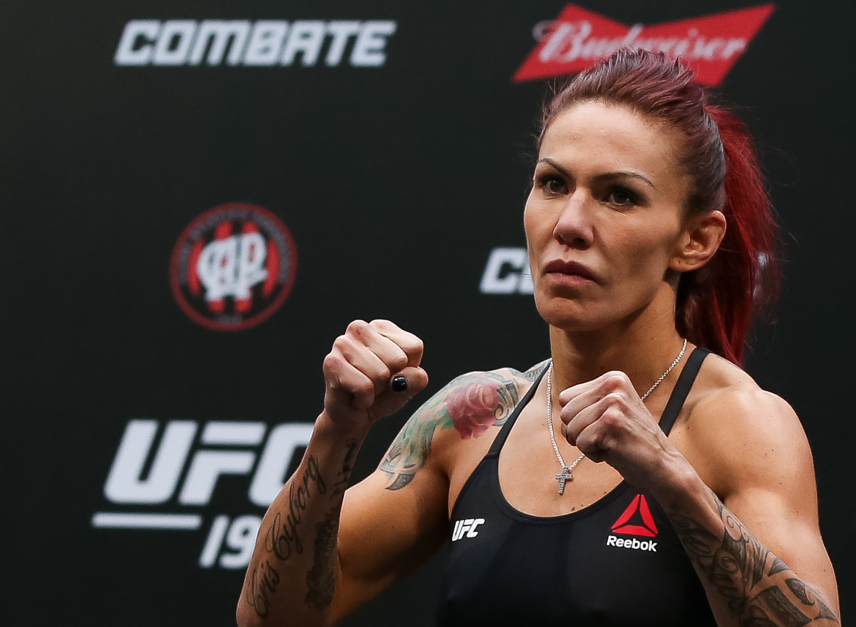 UFC: Cris Cyborg says she will adopt her niece at the end of the month and keep 7-year old promise - Cris Cyborg