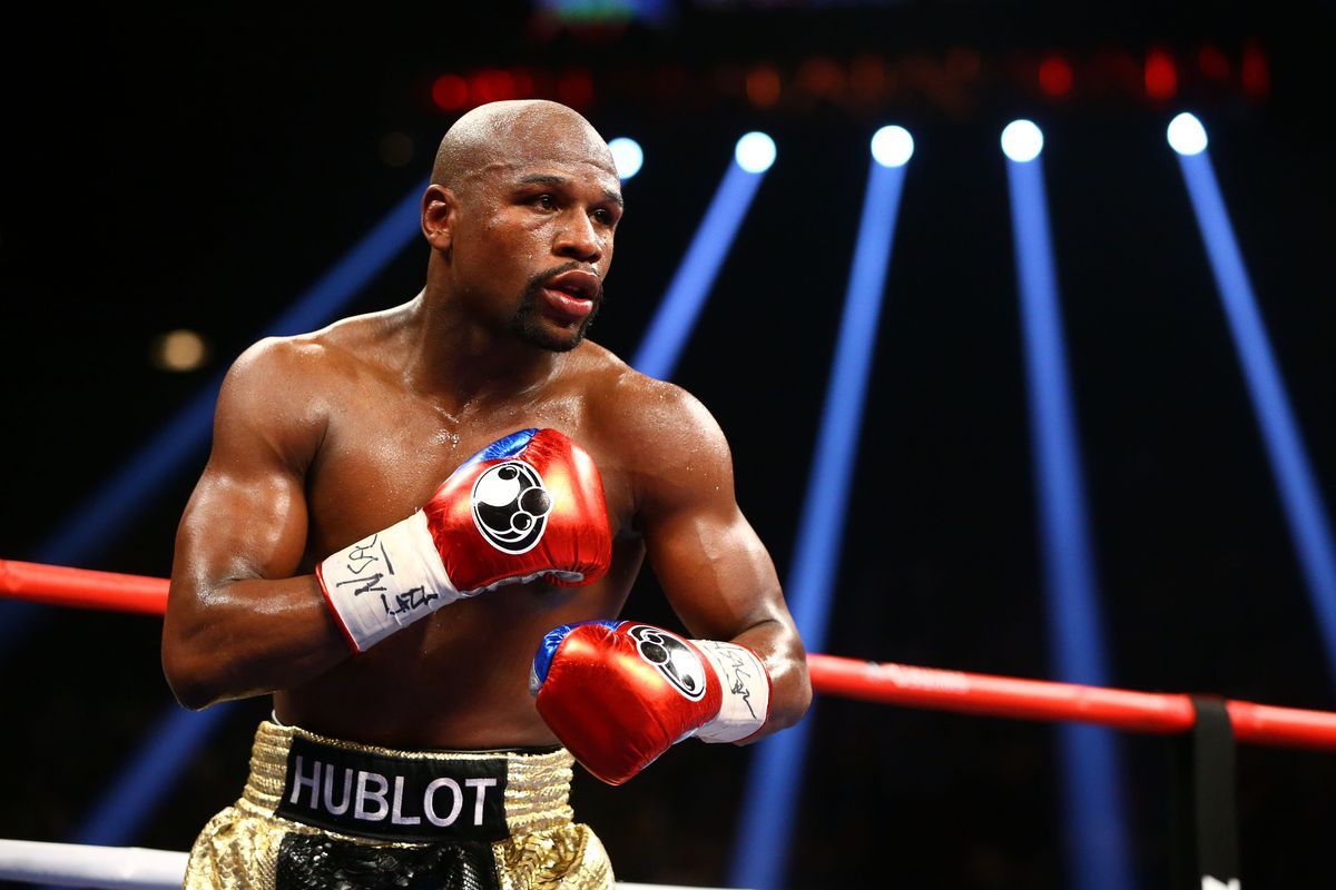 UFC: Floyd Mayweather Sr. believes that his son will fight in the UFC - Mayweather
