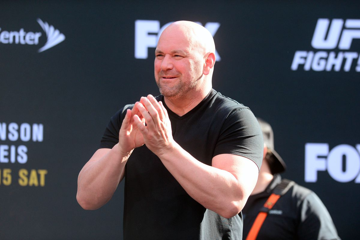 Dana White has only one condition for the McGregor – Mayweather rematch - dana w