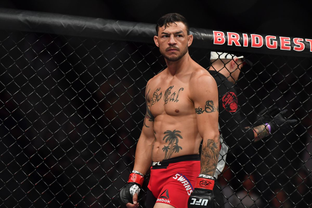 Cub Swanson has a question about the placement of Josh Emmett in the UFC rankings -