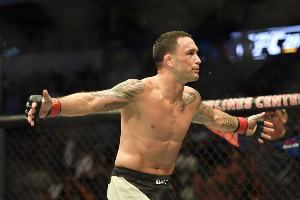 UFC: Frankie Edgar, his coach and manager all reply to Conor McGregor's UFC 222 post - Frankie Edgar