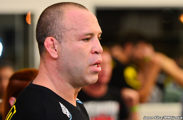 Wanderlei Silva is ready to fight Rampage Jackson for the fourth time on one condition - wanderlei