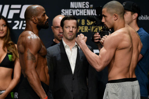 UFC: Middleweight Champion Robert Whittaker ready for a rematch against Yoel Romero at UFC 225 in Chicago - Robert Whittaker