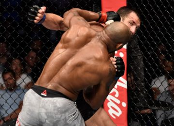 Joe Rogan impressed with Romero after Rockhold KO
