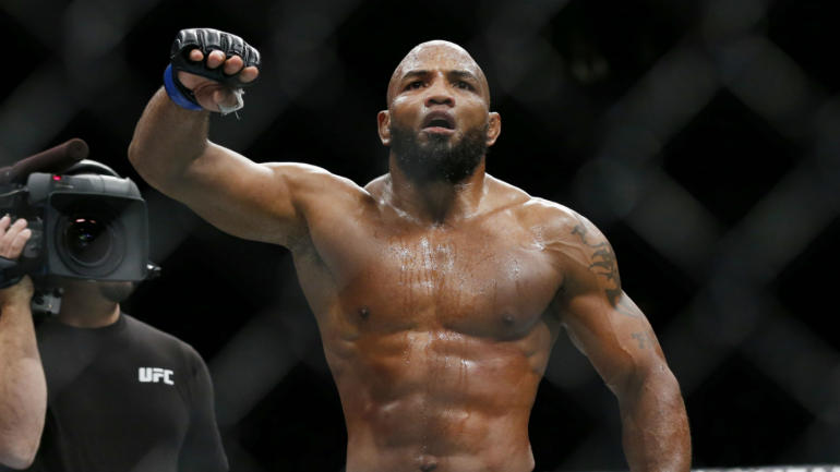UFC 221 Results - Romero Knockouts Out Rockhold, Fights for the Interim Belt - ufc