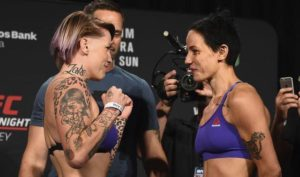 UFC: Jessica-Rose Clark unhappy with the police over the case of her home being robbed - Jessica-Rose Clark