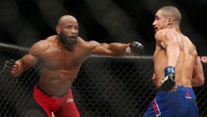 UFC: Robert Whittaker comments on Yoel Romero's victory over Luke Rockhold - Robert Whittaker