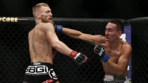 UFC: Max Holloway claims Conor McGregor is a bully - Max Holloway