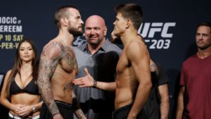 UFC:CM Punk will fight on the UFC 225 card in Chicago - CM Punk