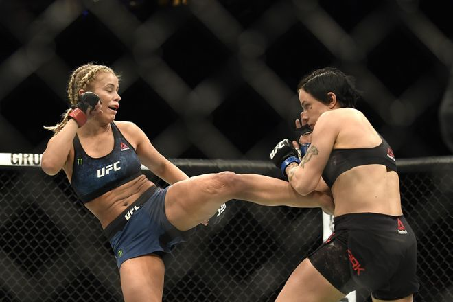 UFC: Paige Van Zant reveals timeline for UFC return - UFC