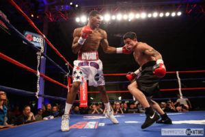 Boxing: Ryan Martin shines in first Hollywood fight night - Martin