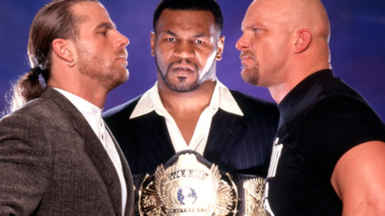 WWE: Steve Austin reveals that he didn't like his first WWE Title win - Steve Austin