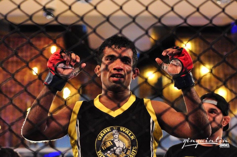 Indian MMA: Rahul Raju wants to make a statement at ONE Championship: Iron Will - Rahul Raju