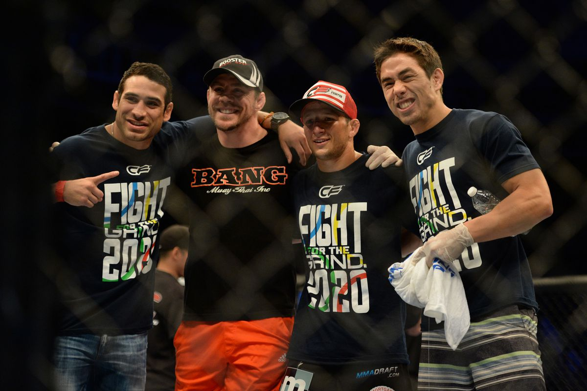 UFC:Justin Buchholz announces his departure from Team Alpha Male - Justin Buchholz