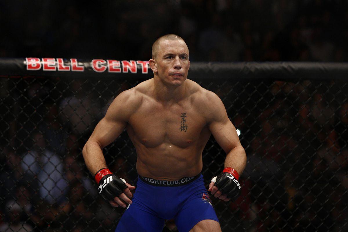 UFC: Georges St. Pierre talks about possible UFC return - UFC