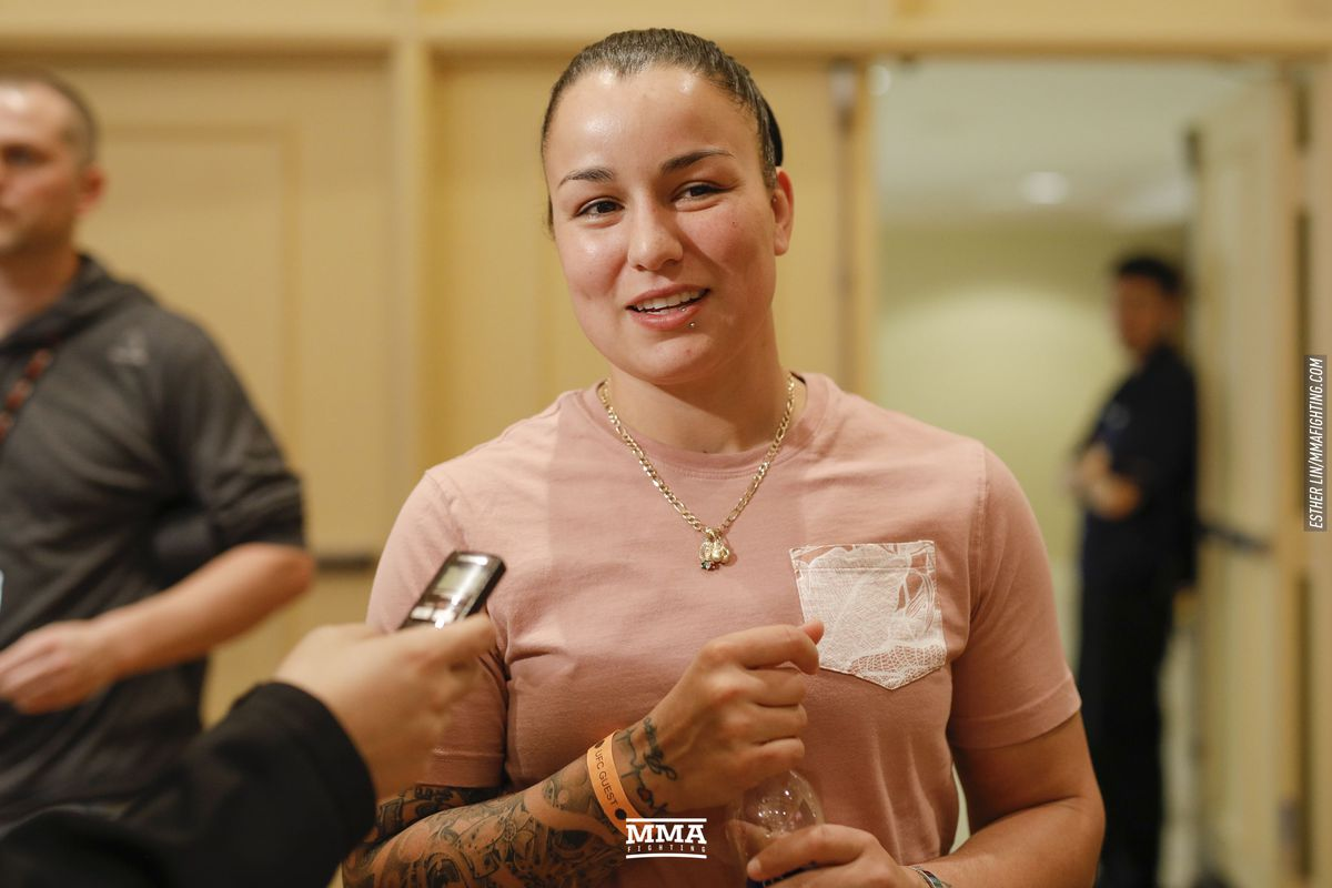 UFC: Raquel Pennington is open to fight Cris Cyborg in the future - Raquel Pennington