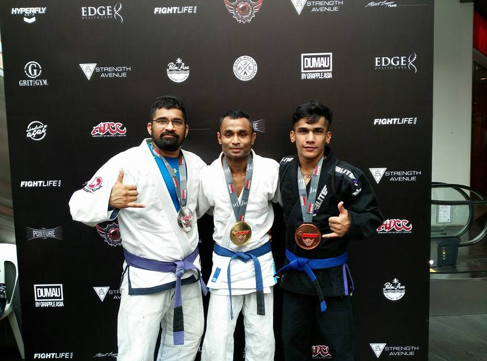 Indian MMA: Team Relentless wins multiple medals at ADCC championship and Damau Championship - ADCC