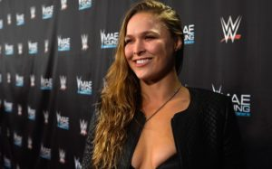 WWE: Ronda Rousey opens up about her journey to the WWE in an emotional interview to WWE television - Ronda Rousey