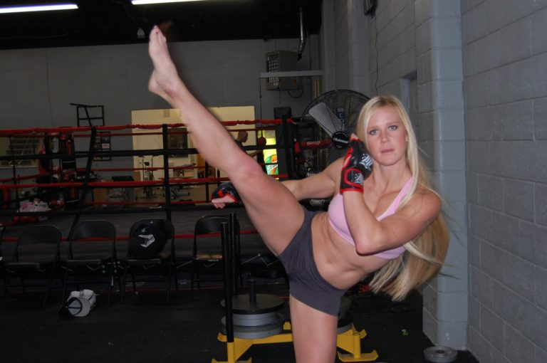 Photos- The Holly Holm Story