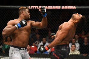 UFC: Joe Rogan breaks Francis Ngannou's punching record – MMA India