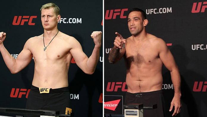 UFC Fight Night 127 Werdum vs. Volkov: 3 Fights to Watch For -