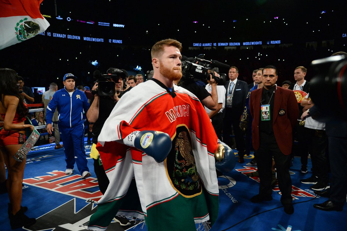 Boxing: Canelo Alvarez temporarily suspended by NSAC - clenbuterol