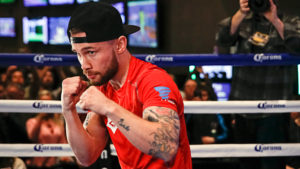 Boxing: WBO interim title on the line for Frampton vs Donaire - Valdez