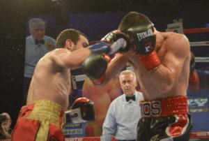 Boxing: Azat Hovhannisyan Stuns Ronny Rios on ESPN (VIDEO) - Hovhannisyan