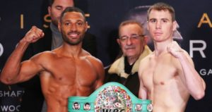 VIDEO: Kell Brook v Rabchenko Weigh In Results - Brook
