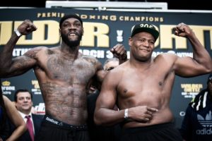 Boxing: Wilder vs Ortiz Preview - Wilder