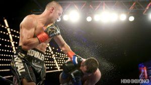 Boxing: Sergey Kovalev Dominates Igor Mikhalkin - kovalev