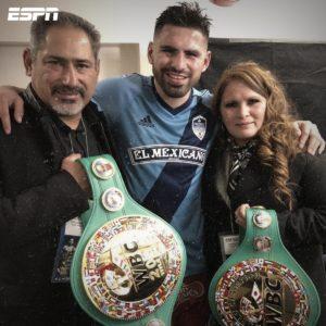 Boxing: Jose Ramirez beats Amir Imam to win WBC super lightweight title - Ramirez