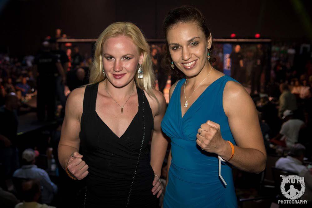 UFC:Valentina Shevchenko's sister Antonina Shevchenko has signed to compete on Dana White's Tuesday Night Contender Series - Antonina Shevchenko