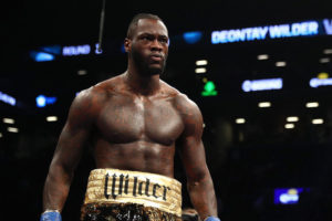 Boxing: Deontay Wilder ready to kill a man in the boxing ring - Wilder