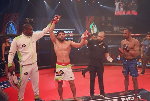 Super Fight League: Delhi Heroes defeats Bengaluru Tigers to enter the finals - Super Fight League