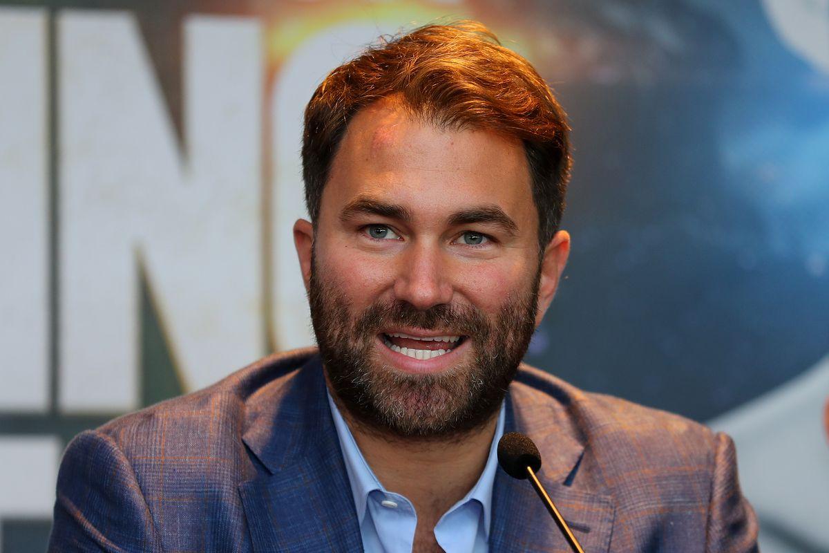 Boxing: Eddie Hearn says Wilder vs Whyte might happen in June - Joshua