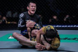 MMA: Garry Tonon celebrates by executing The Rock's wrestling move - Gary Tonon