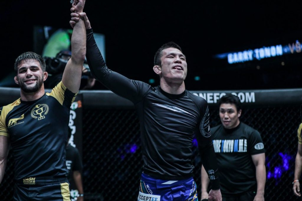 BJJ legend Garry Tonon hopes to enshrine himself among all-time martial arts greats -