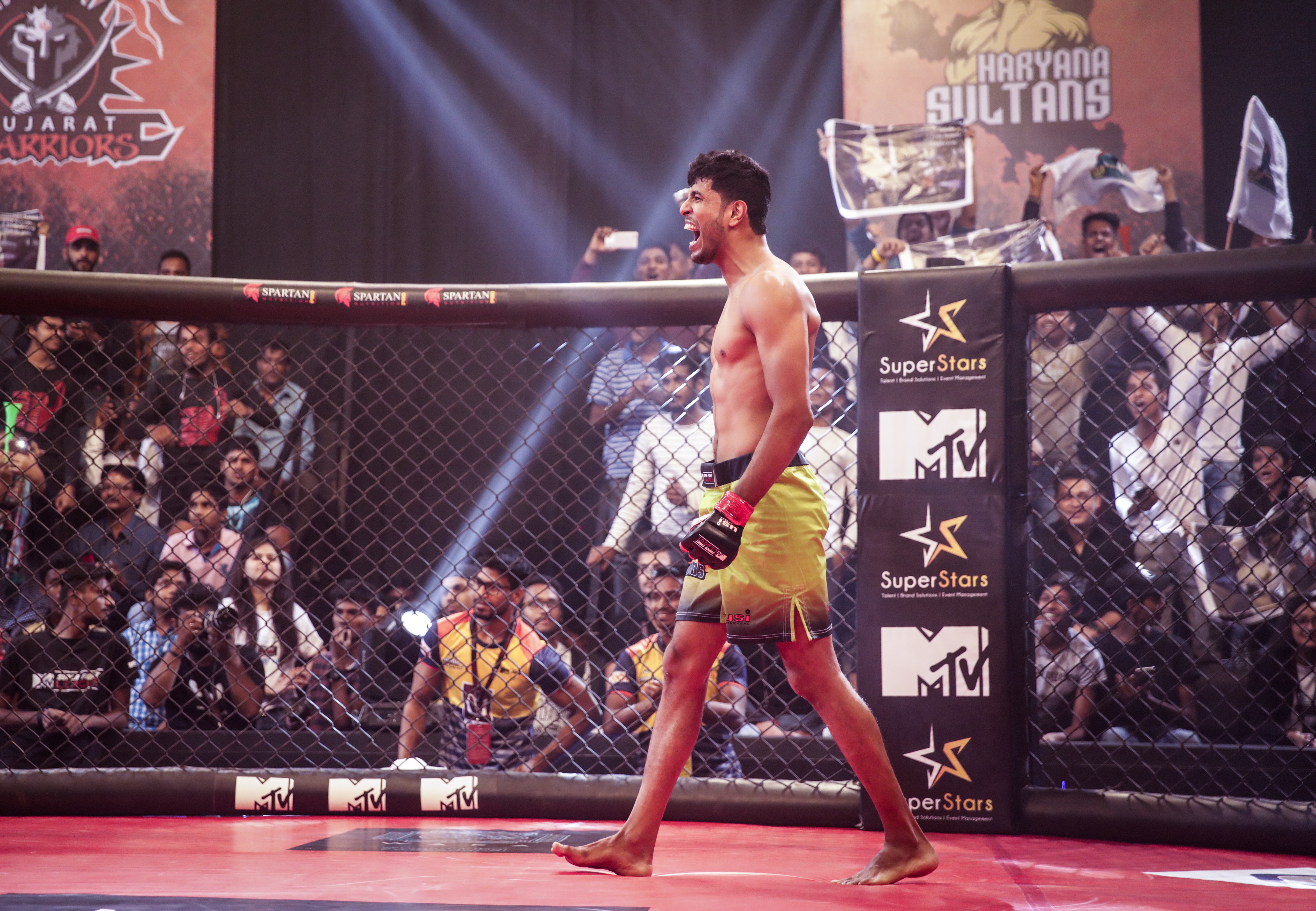 Photos: SFL 'UP Nawabs' vs 'Tamil Veerans' -