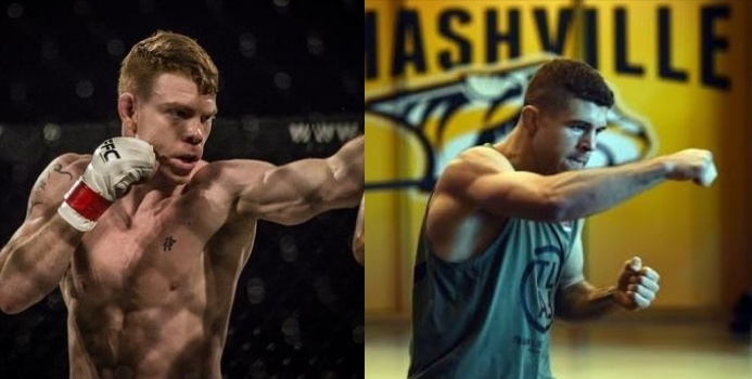 Paul Felder is getting ready for a showdown against Al Iquinta at UFC 223 - paul felder