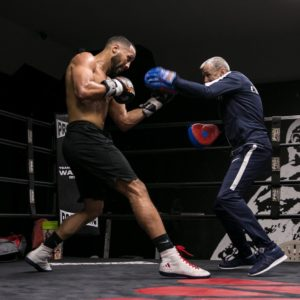 Boxing: James Degale moves training camp to US for Traux rematch - Degale