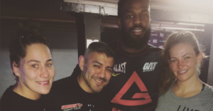 MMA: Miesha Tate says she is done being Jon Jones' fan, Jones responds - Jon jones