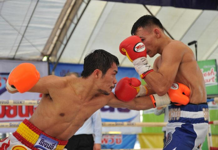 Boxing: Knockout CP Freshmart vs Toto Landero Recap - CP