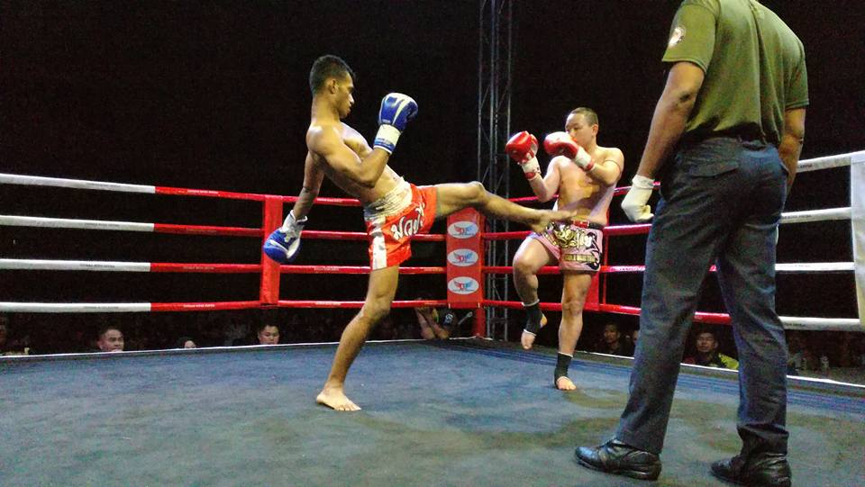 Indian MMA: Manthan Rane suffers a close defeat in his Professional Muay-Thai fight - Manthan Rane