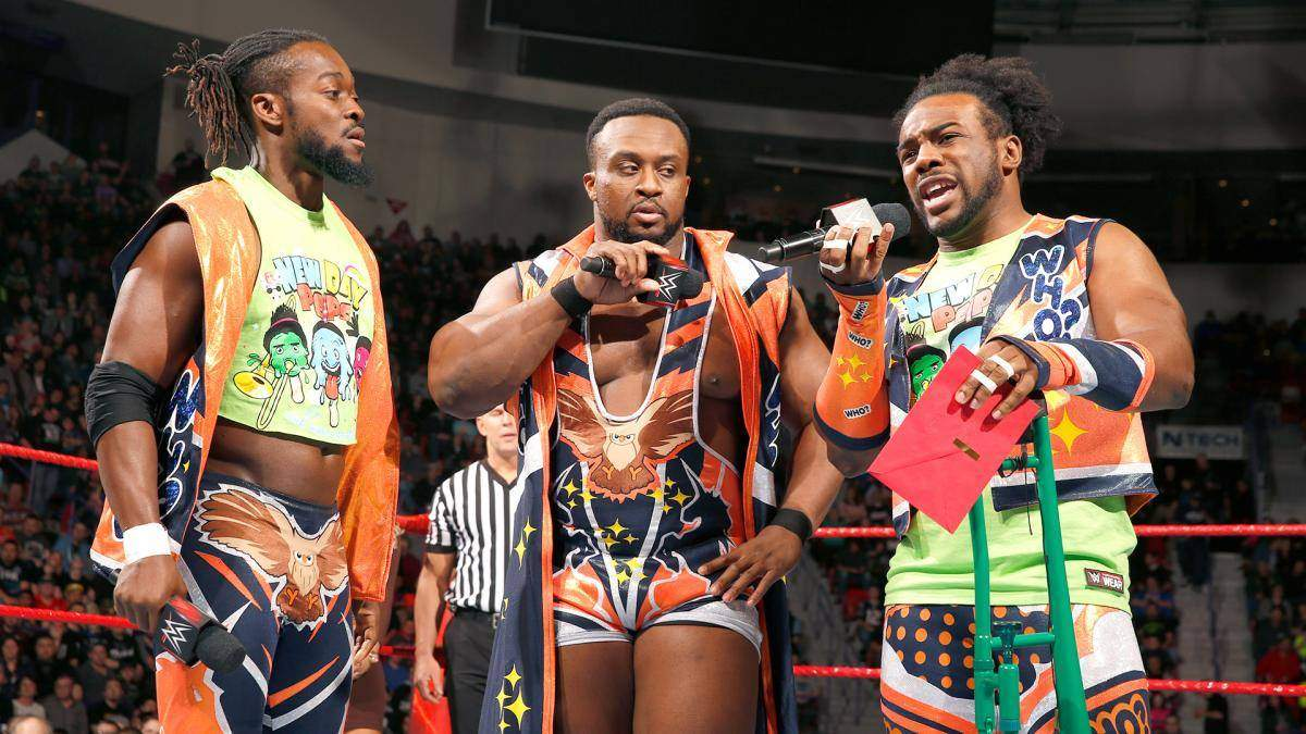 Xavier Woods debunks accusations of WWE perpetuating racial stereotypes with some New Day segments. - Xavier Woods