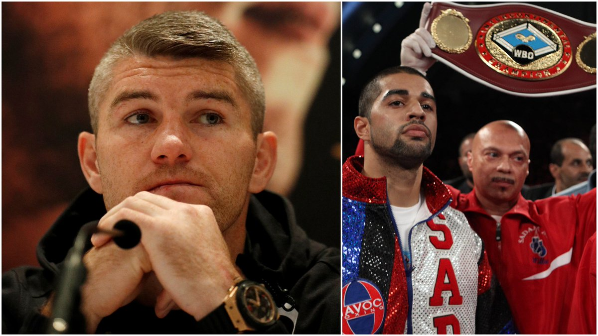 Boxing: Sadam Ali to defend his World title against Liam Smith on May 12 - Ali